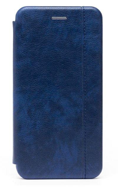 Чехол - книжка для Xiaomi Redmi 7A полиуретан Fashion Case Blue