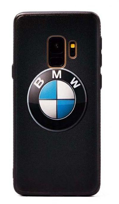 Чехол - накладка для Samsung S9 силикон BMW