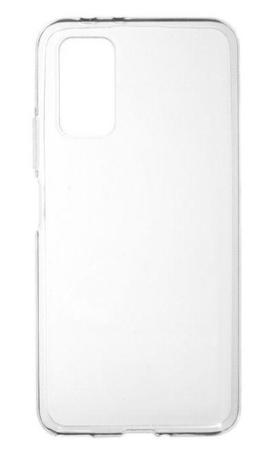 Чехол - накладка для Samsung S20 FE силикон HD прозрачный