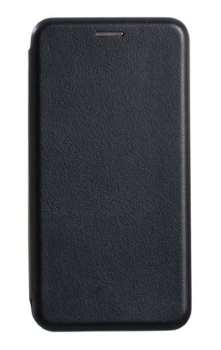 Чехол - книжка для Xiaomi Redmi Note 8 Pro полиуретан Trendy Cases Black