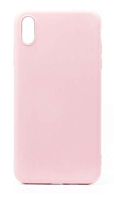 Чехол - накладка для iPhone X / XS силикон Activ Full Light Pink