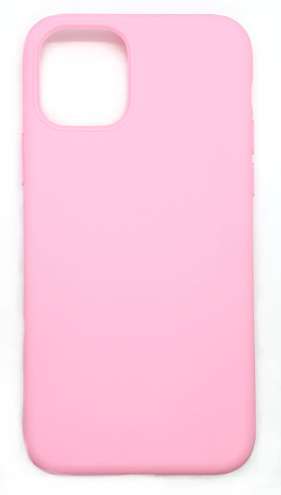 Чехол - накладка для iPhone 11 Pro силикон Pink