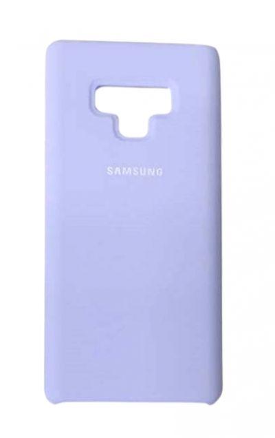 Чехол - накладка для Samsung Note 9 Silicone Cover Violet