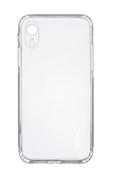 Чехол - накладка для iPhone XR силикон HD TPU прозрачный