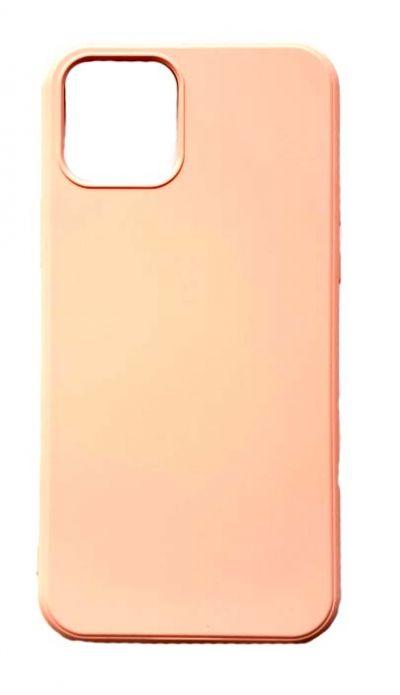 Чехол - накладка для iPhone 11 Pro Max силикон Activ Full Light Pink