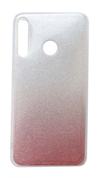 Чехол - накладка для Honor 20S / Honor 20 Lite / Huawei P30 Lite силикон Glamour Pink