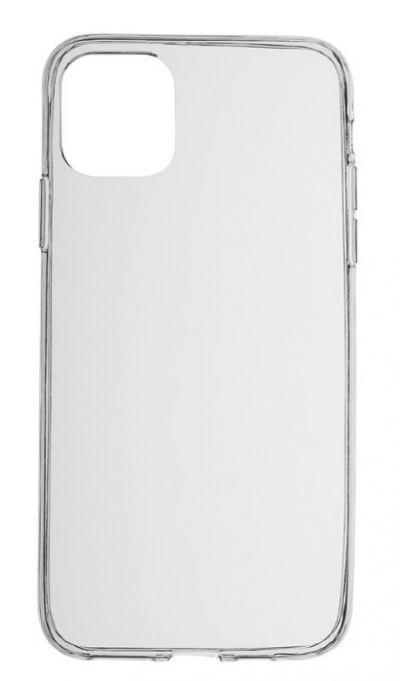 Чехол - накладка для iPhone 12 / 12 Pro силикон прозрачный