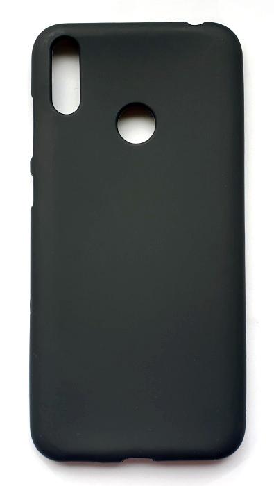 Чехол - накладка для Honor 8C силикон Black