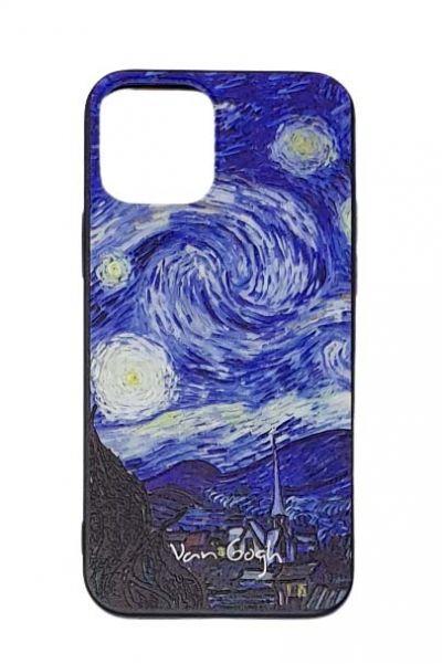Чехол - накладка для iPhone 12 / 12 Pro силикон Van Gogh