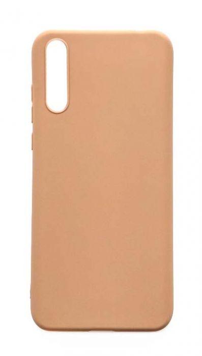 Чехол - накладка для Honor 30i / Huawei Y8p силикон Brown