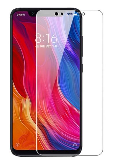 Защитное стекло для Xiaomi Mi 8 SE прозрачное