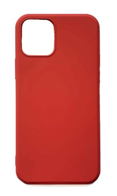 Чехол - накладка для iPhone 12 / 12 Pro силикон Burbon org