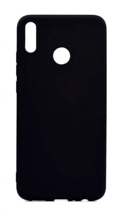 Чехол - накладка для Honor 10 Lite силикон Black
