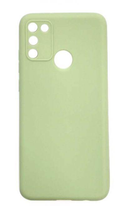 Чехол - накладка для Honor 9A силикон Olive