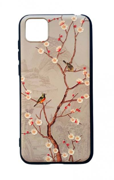 Чехол - накладка для Honor 9S / Huawei Y5P силикон Birds