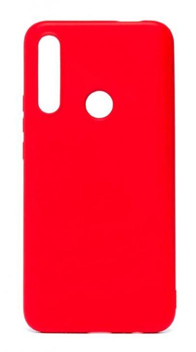 Чехол - накладка для Samsung A20 / A30 силикон Activ Full Red
