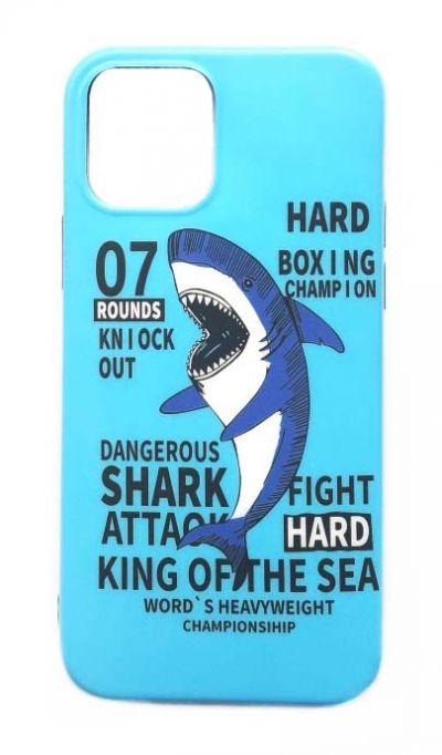 Чехол - накладка для iPhone 12 mini силикон 07 Rounds