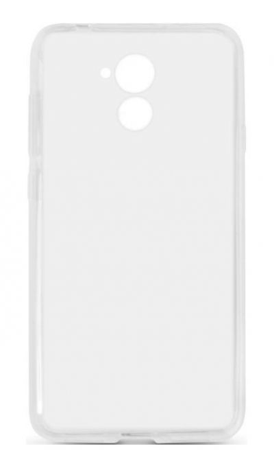 Чехол - накладка для Honor 6A силикон прозрачный