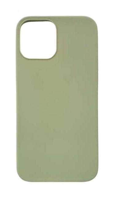 Чехол - накладка для iPhone 12 Pro Max силикон Green