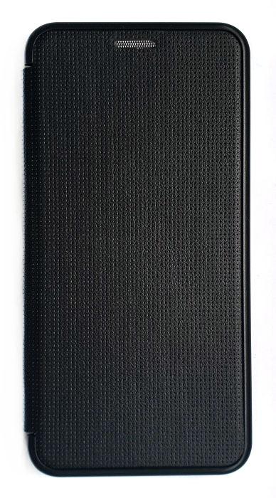 Чехол - книжка для Samsung A20 / A30 пластик Brera Like Black