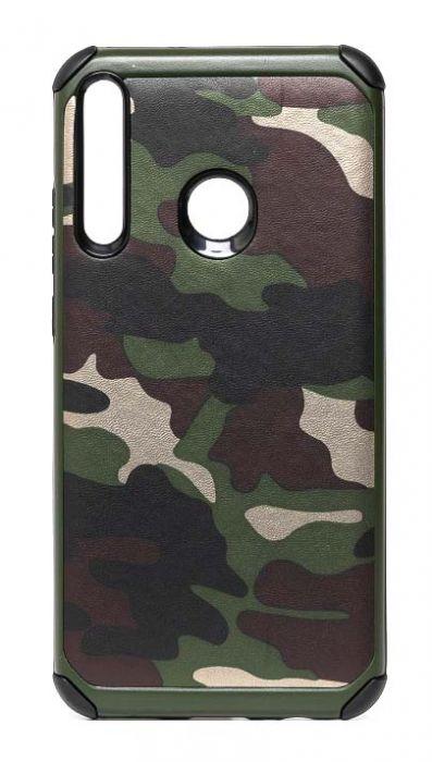 Чехол - накладка для Honor 9C / Huawei P40 Lite E силикон Military Style