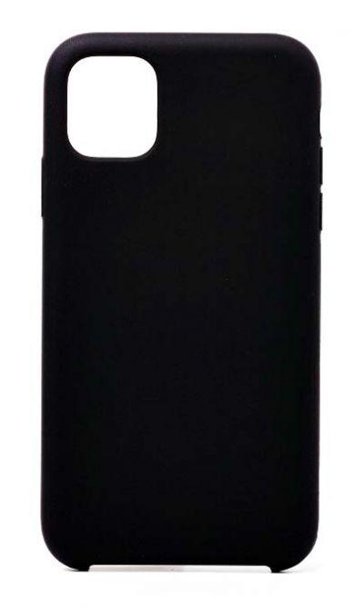 Чехол - накладка для iPhone 11 силикон Activ Design Black